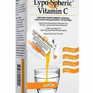 Livon Labs Lyposheric Vitamin c