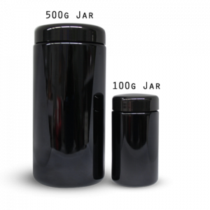 miron storage container glass