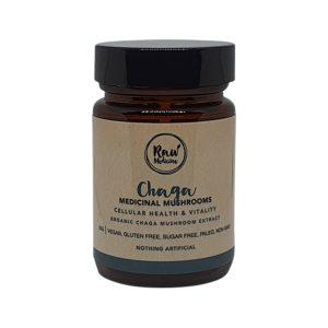 Raw Medicine Chaga
