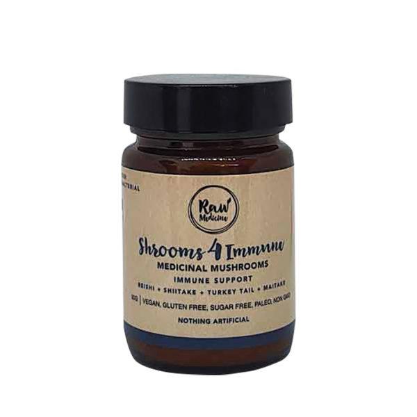 raw medicine shoom
