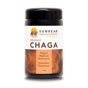 Organic Chaga
