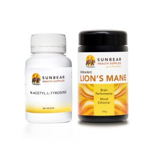 Nalt and Lion's Mane